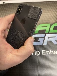Fitment of Dragon grips on Iphone x