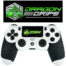 Dragon Grips PS4 controller grip front